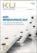 PEPP-Entgeltkatalog 2019   InEK Institut für das Entgeltsystem im Krankenhaus GmbH  