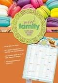 """PLANER """"SWEET FAMILY"""" Kalender 2020   Photon-Verlag  """