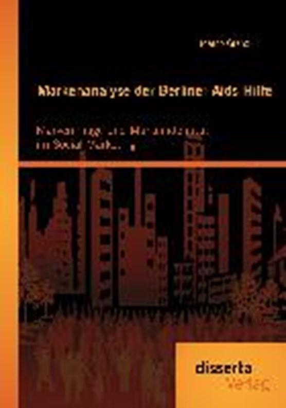 Markenanalyse der Berliner Aids-Hilfe
