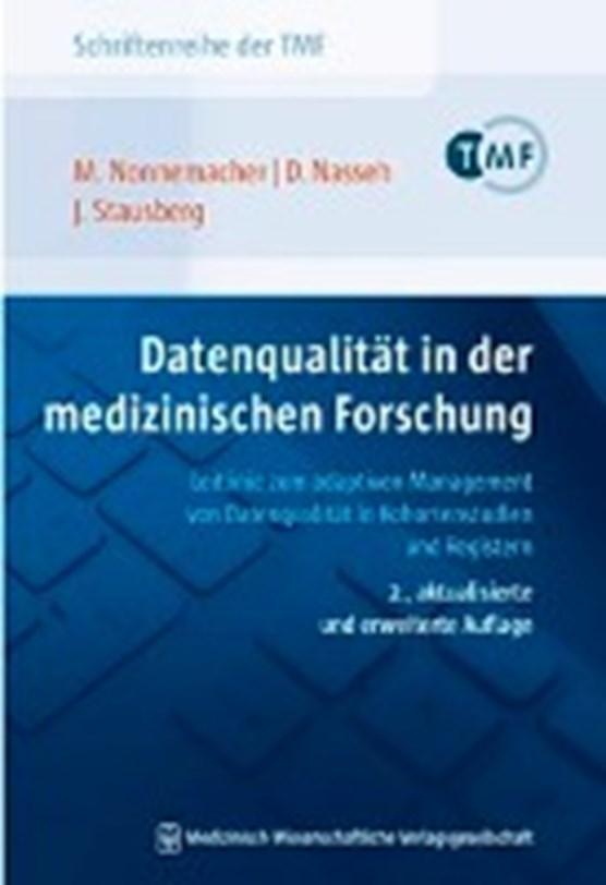 Nonnemacher, M: Datenqualität in der medizinischen Forschung