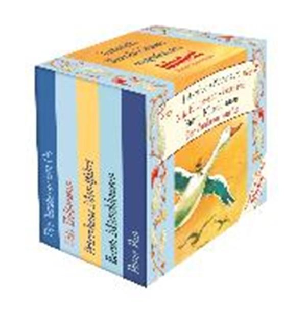 Lagerloef, S: kinder Hörbuch-Klassiker-Box/5 CDs