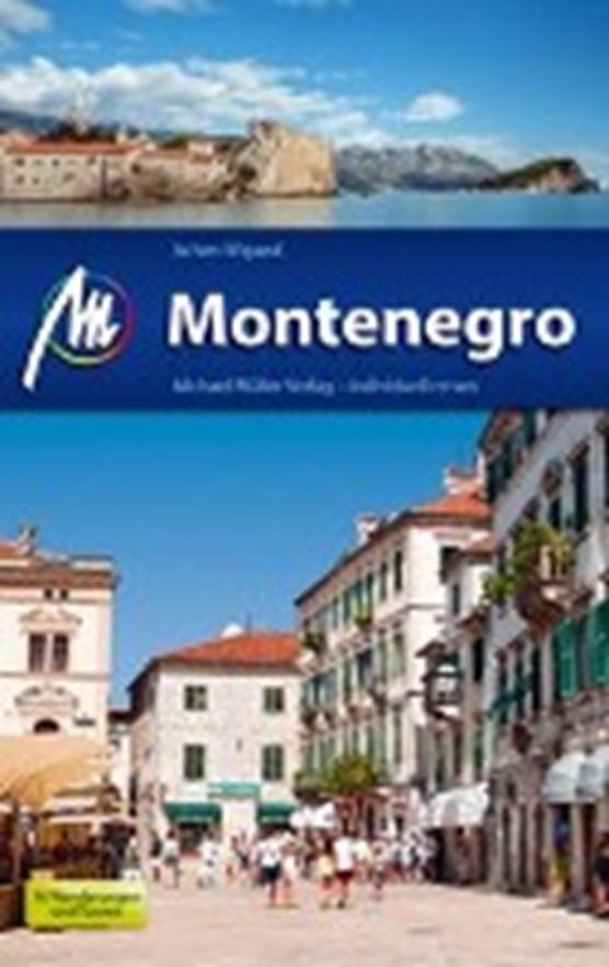 Wigand, A: Montenegro Reiseführer Michael Müller Verlag