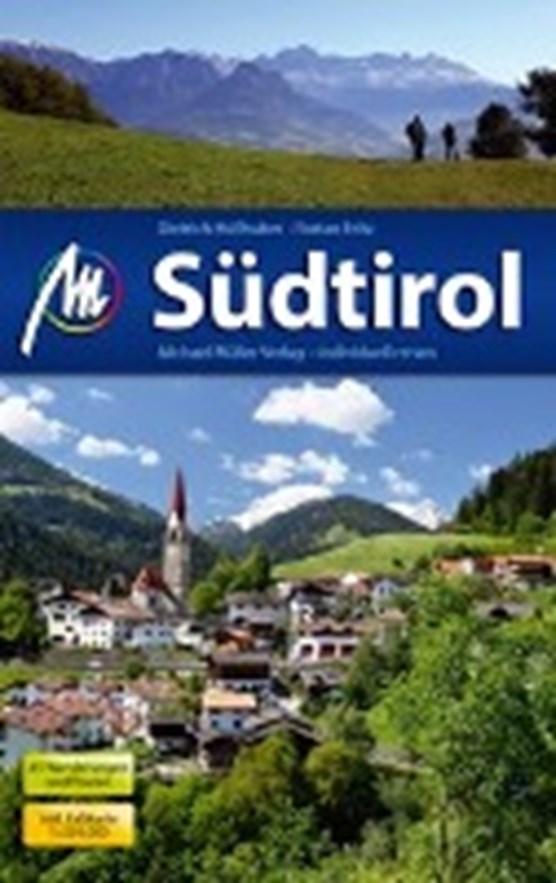 Südtirol Reiseführer Michael Müller Verlag