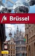 Brüssel MM-City Reiseführer Michael Müller Verlag   Petra Sparrer  