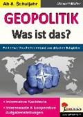 GEOPOLITIK - Was ist das?   auteur onbekend  