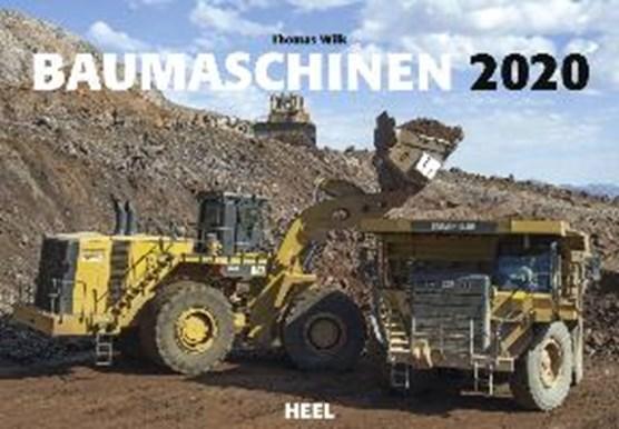 Wilk, T: Baumaschinen 2020