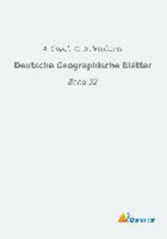 Deutsche Geographische Blätter