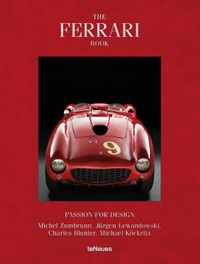 The ferrari book - passion for design | teNeues |