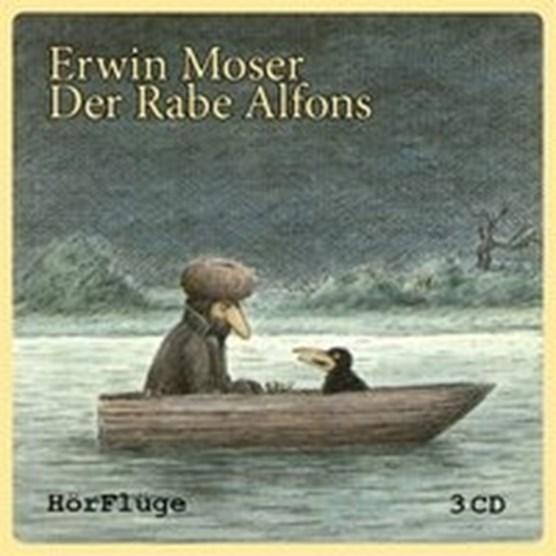 Moser, E: Rabe Alfons/3 CDs