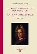 Thematisches Verzeichnis der Werke von Johann Joseph Fux | Thomas Hochradner |