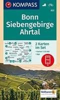 Kompass WK822 Bonn, Siebengebirge, Ahrtal | auteur onbekend |