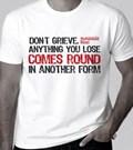 Chekhov: t-shirt, size 'xl' white color   Publikum  