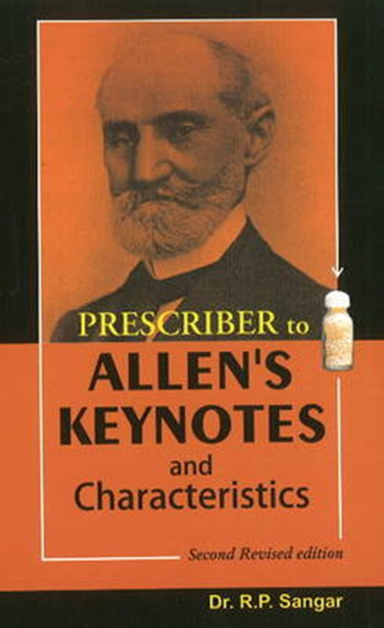Prescriber to Allen's Keynotes & Characteristics
