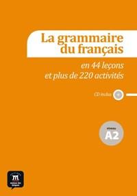 La grammaire du français + CD A2 | auteur onbekend |