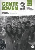 Gente Joven 3 Nueva edición   auteur onbekend  