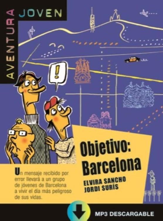 Objetivo Barcelona + MP3 - A1