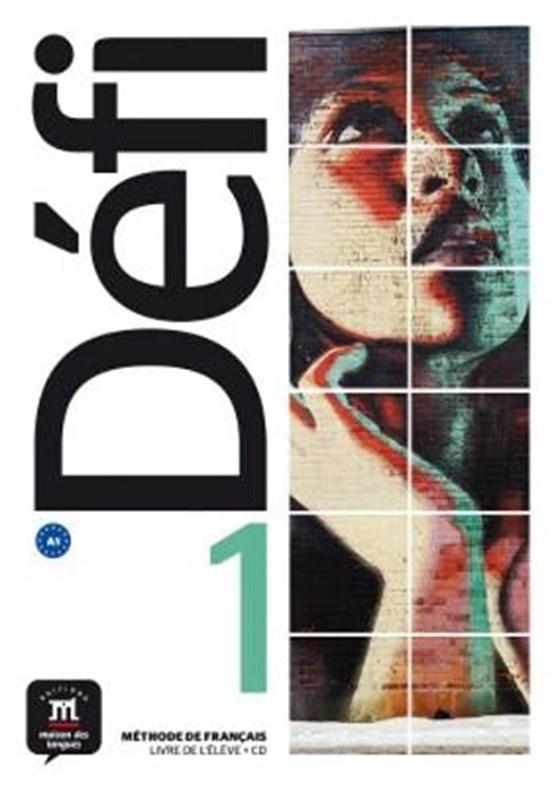 Défi 1 Livre de l´élève + CD