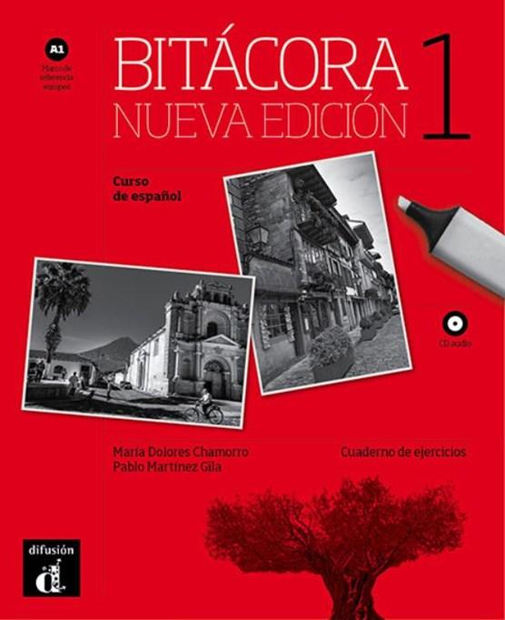 Bitácora 1 nueva edición cuaderno de ejercicios + MP3