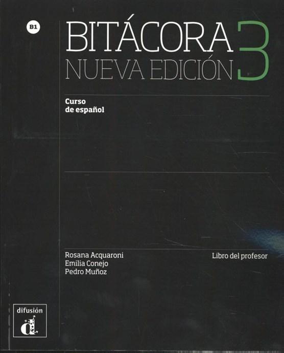 Bitácora 3 nueva edición libro del profesor