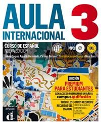 Aula Internacional 3 Libro del alumno + MP3 versión Premium | auteur onbekend |