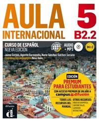 Aula Internacional 5 Libro del alumno + MP3 versión Premium | auteur onbekend |