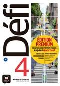 Défi 4 Livre de l´élève+CD version Premium | auteur onbekend |
