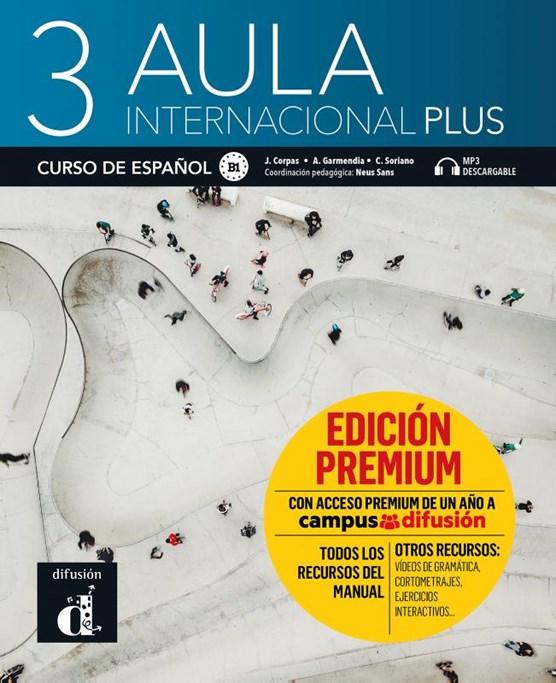 Aula internacional Plus 3 Premium - libro del alumno