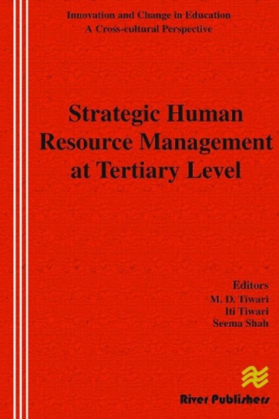 Strategic Human Resource Management at Tertiary Level