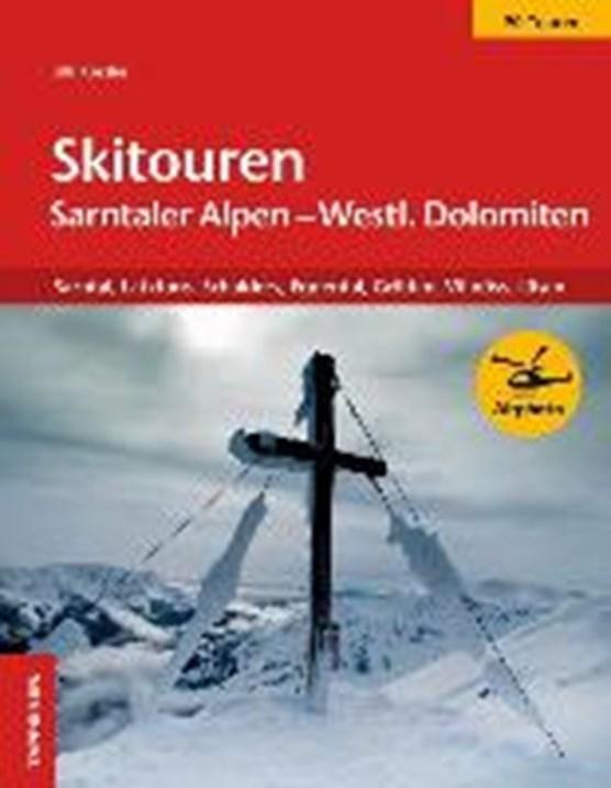 Skitouren Sarntaler Alpen und westliche Dolomiten