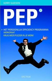 PEP (het persoonlijk efficiency programma) | Kerry Gleeson |