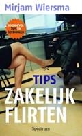 Zakelijk flirten 40 tips | Mirjam Wiersma |