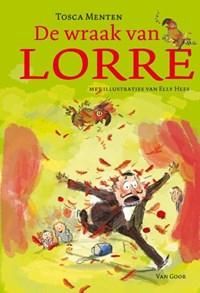 De wraak van Lorre | Tosca Menten |