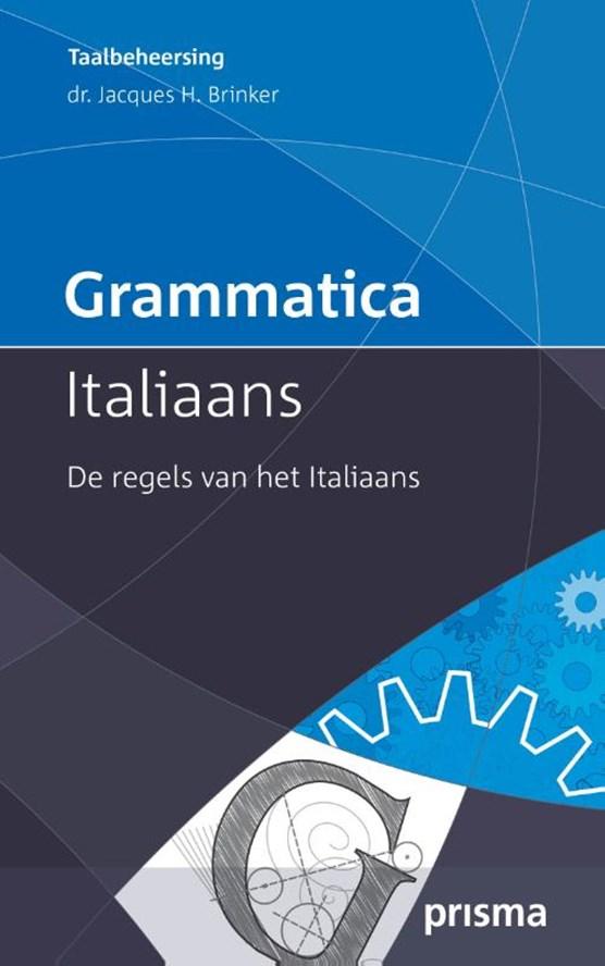 Grammatica Italiaans