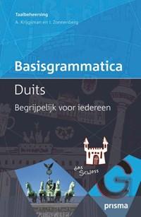 Prisma basisgrammatica Duits | Arie Krijgsman ; Johan Zonnenberg |