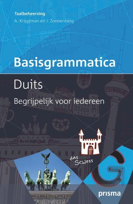 Prisma basisgrammatica Duits
