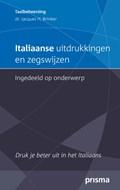 Italiaanse uitdrukkingen en zegswijzen ingedeeld op onderwerp | Jacques H. Brinker |