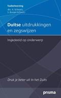 Duitse uitdrukkingen en zegswijzen ingedeeld op onderwerp | Aljoscha Schwarz ; S. Burger |