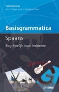 Prisma basisgrammatica Spaans | Emile Slager; Yolanda Rodriquez Perez |