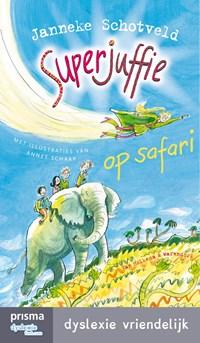 Superjuffie op safari   Janneke Schotveld  