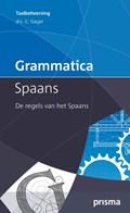 Grammatica Spaans | Emile Slager |