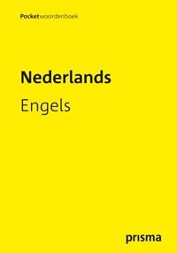 Prisma pocketwoordenboek Nederlands-Engels   A.F.M. de Knegt; C. de Knegt-Bos  