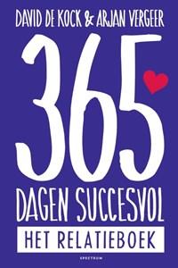 365 dagen succesvol: het relatieboek | David de Kock; Arjan Vergeer |