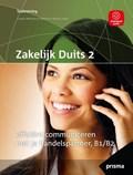 Zakelijk Duits 2   Katja Zaich ; Claudia Wittenberg  
