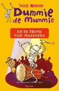 Dummie de mummie en de drums van Massoeba   Tosca Menten  