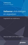 Italiaanse uitdrukkingen en zegswijzen | Jacques H. Brinker |