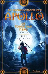 De toren van Nero | Rick Riordan |