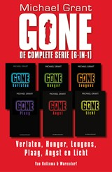 Gone de complete serie (6-in-1) | Michael Grant |