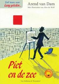 Piet en de zee | Arend van Dam |