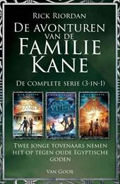 De avonturen van de familie Kane – De complete serie (3-in-1)