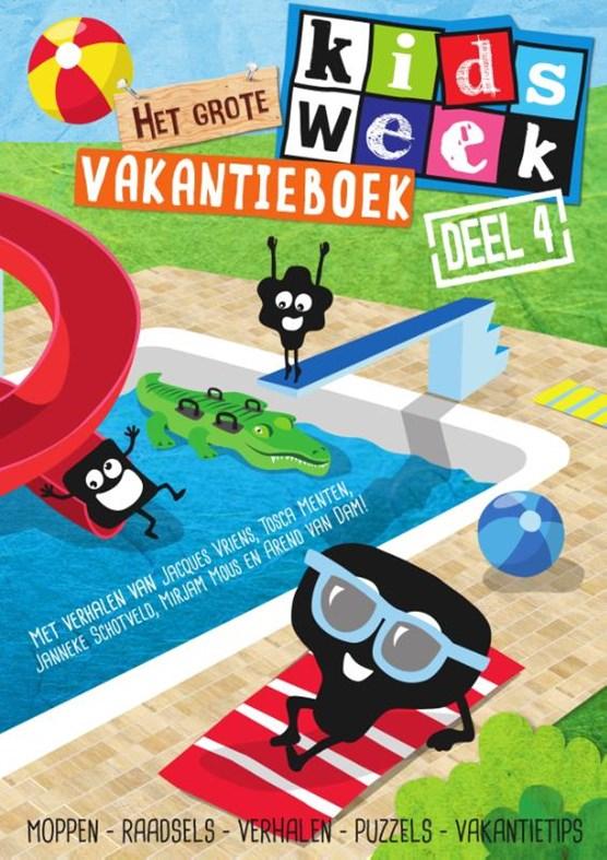 Het grote Kidsweek vakantieboek